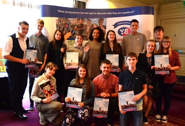 Young Bristol NCS Graduation