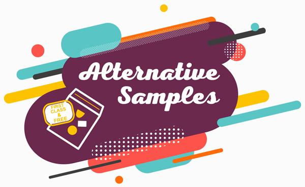 Alternative Samples