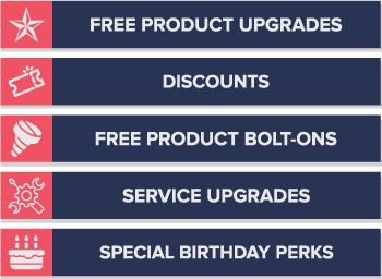 Aspinline Club Perks & Discounts