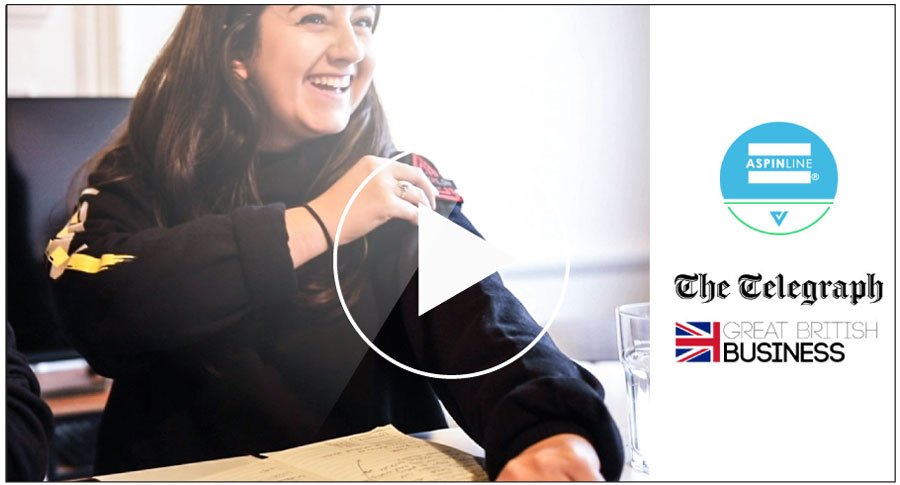 We are a Great British Business Video