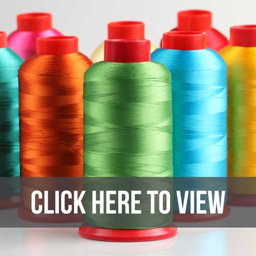 Embroidered Thread Chart