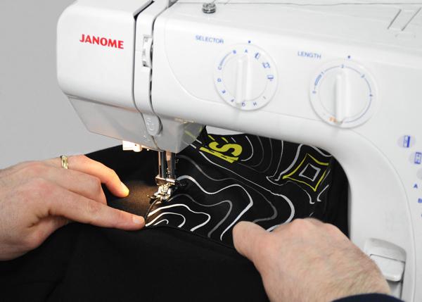 Sew On