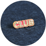 Join Aspinline Club Pin Badge