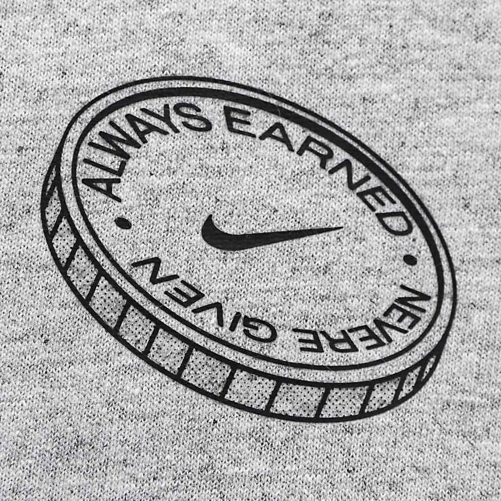Nike coin