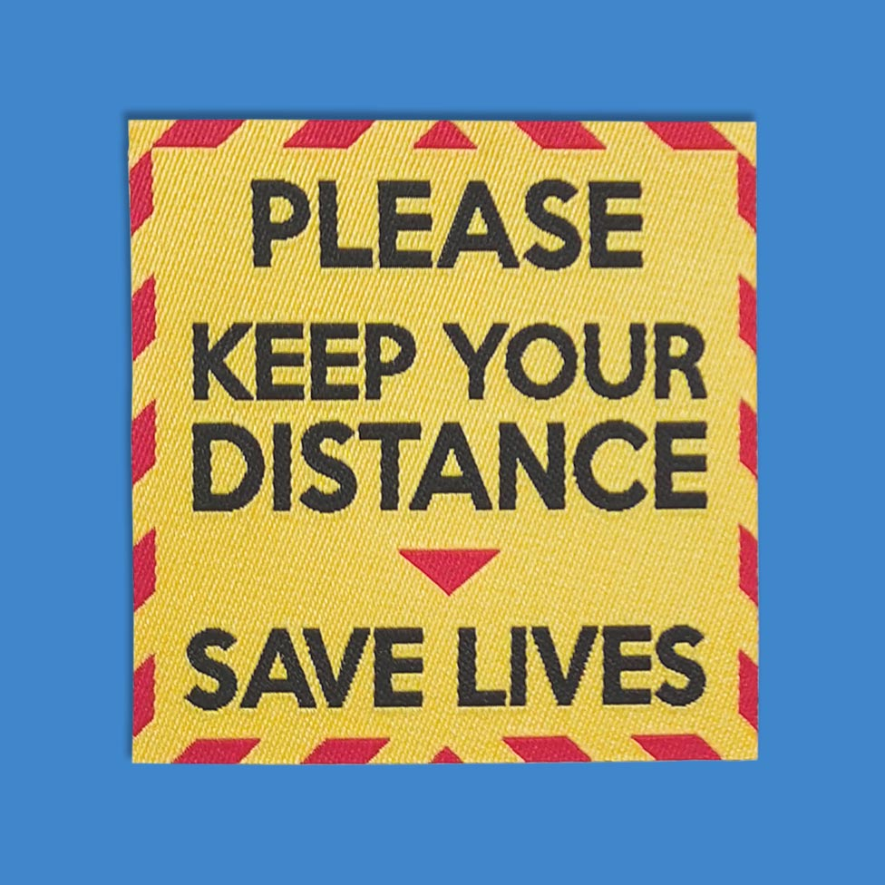Keep Your Distance Patches